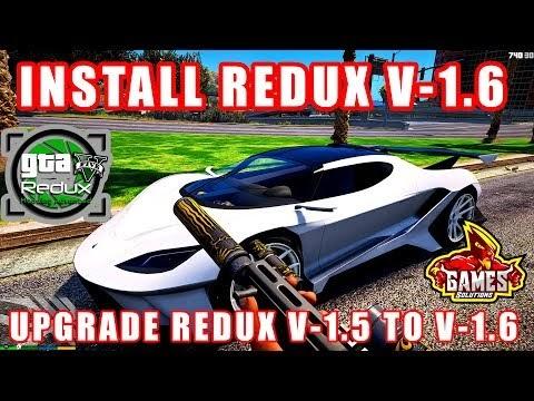 How To Install Redux 1 6 (Upgrade v-1 5 To v-1 6)