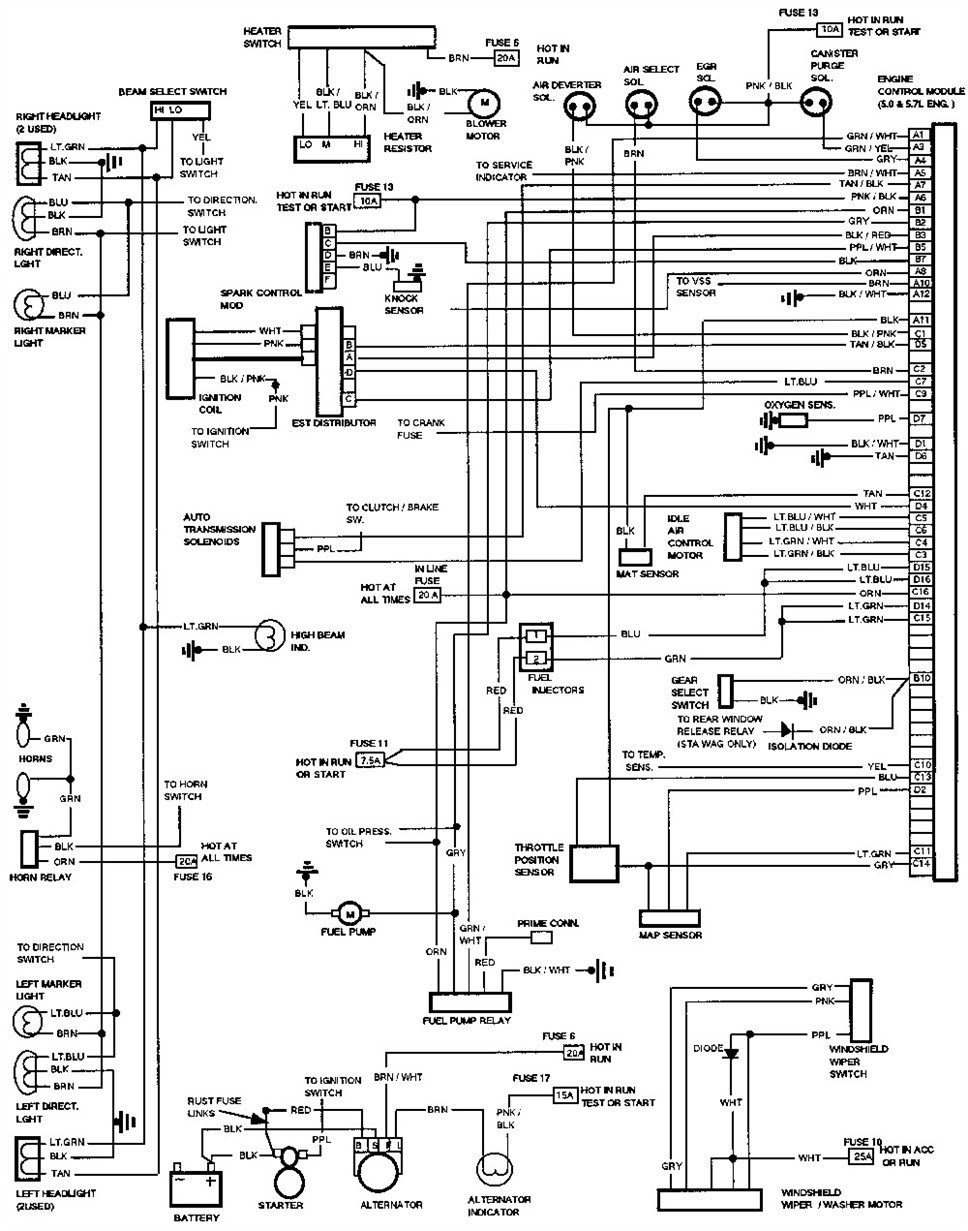 1995 Chevrolet Caprice Wiring Diagram Wiring Diagrams Hill Hand Hill Hand Ristorantealletrote It