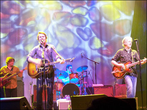 Bazil Donovan, Jim Cuddy, Greg Keelor, Massey Hall, February 29, 2008