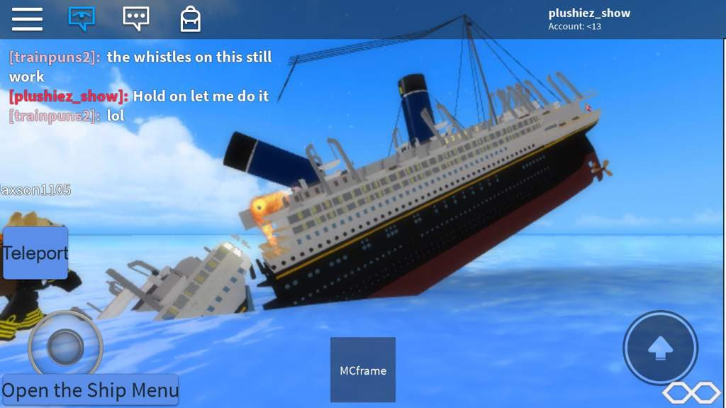 Whistle Roblox