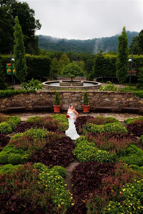 The North Carolina Arboretum is located in Asheville and