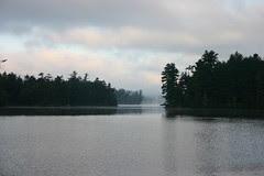Little Tupper Lake Canoe Trip
