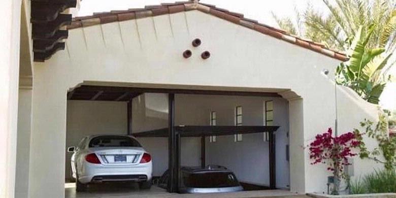 Contoh Model Rumah Mewah 1 Lantai yang Bergaya Minimalis ...
