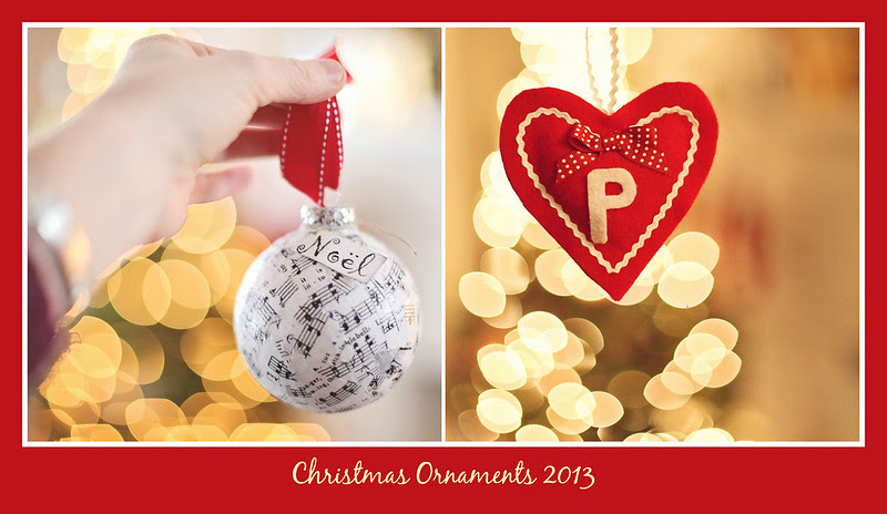 2013 christmas ornaments