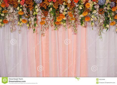 Wedding decoration stock photo. Image of inside, decor