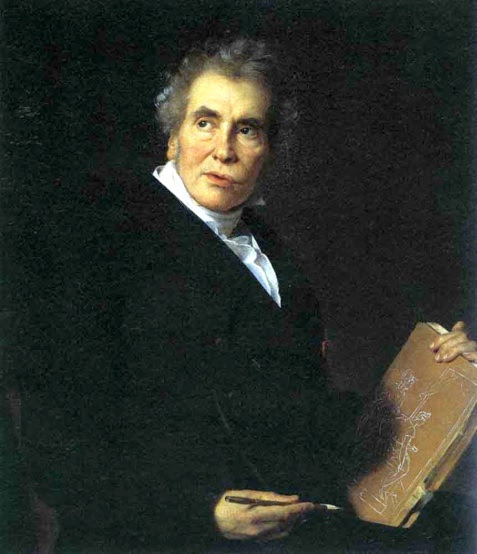 Jacques-Louis David (Jerome Martin Langlois)