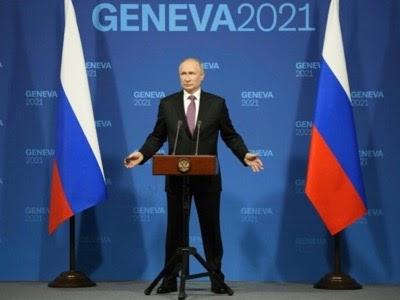La formación de un nuevo orden mundial – 2ª parte Encuentro Biden-Putin, más parecido a un Yalta II que a la capitulación de Berlín