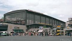 Zoologischer Garten Train Station, Berlin, Germany