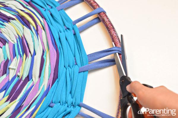Hula Hoop βήμα χαλί 10