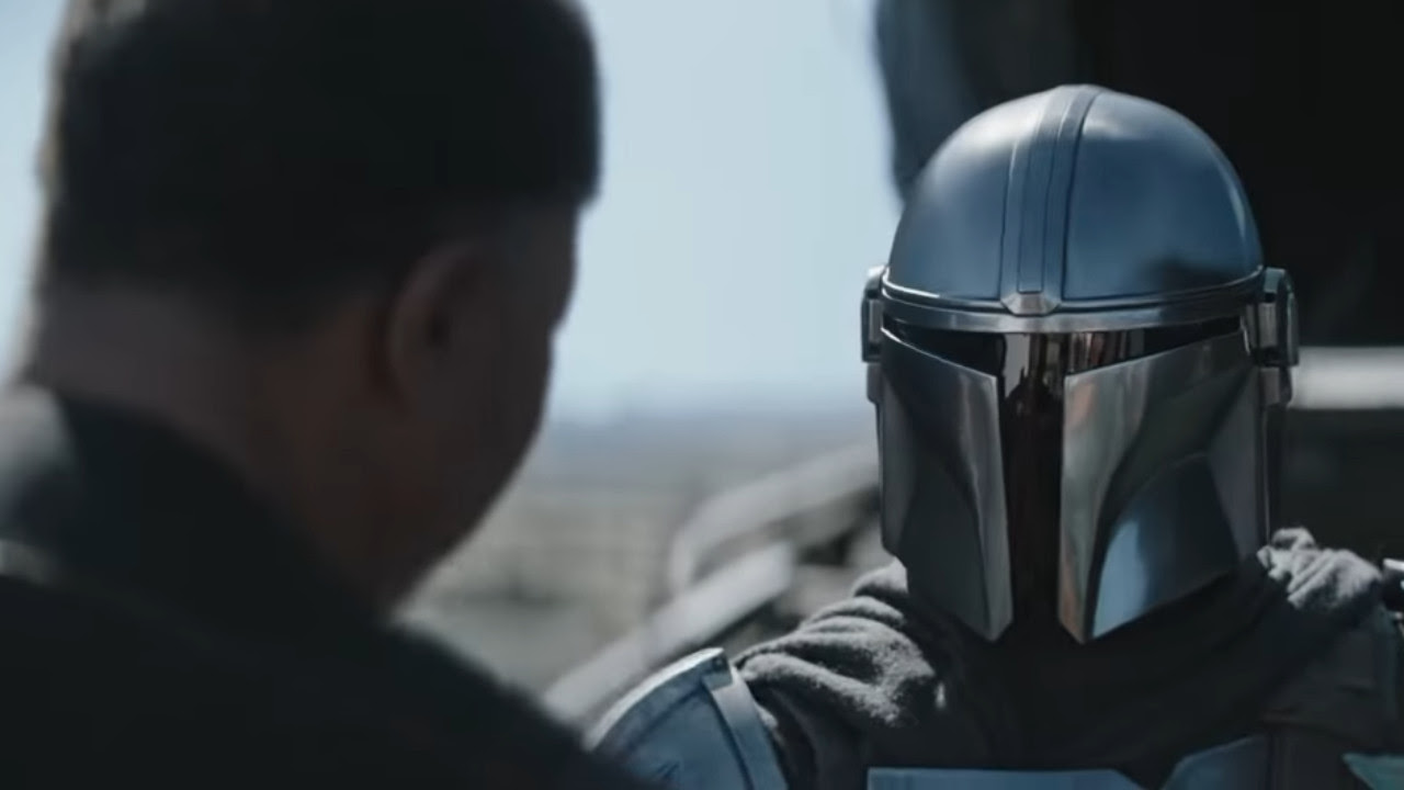 Can The Mandalorian Take Off His Helmet Here S Why We Hardly Ever See Pedro Pascal S Face Gamesradar