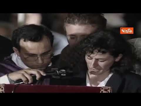 La polizia ricorda Falcone, Borsellino e gli agenti uccisi dalla Mafia 28 anni fa