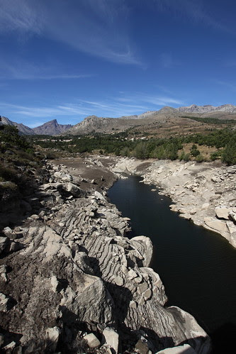 Lac de Calacuccia - le Golo