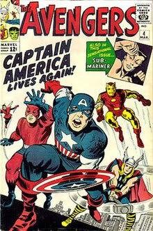 Marvel Comic Book Release Dates
