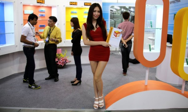 Booth Babes Computex 2014 (37)