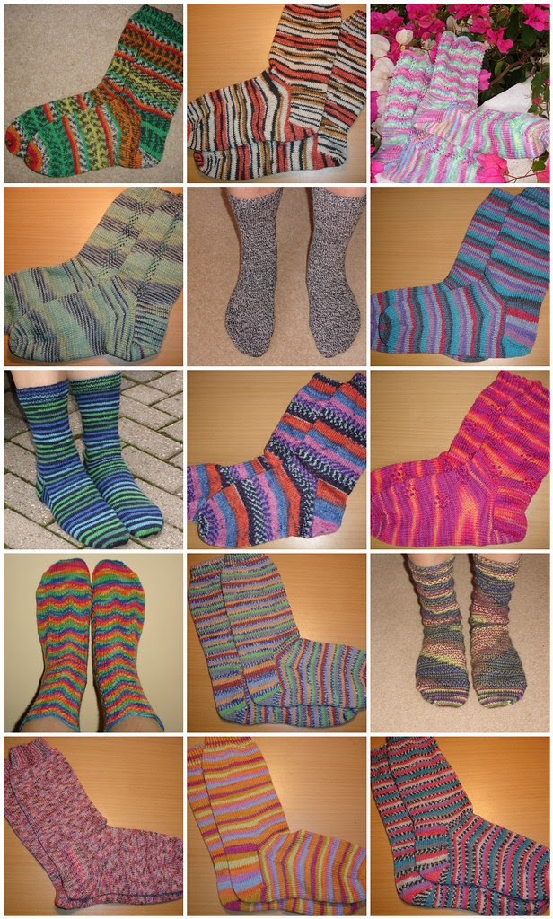 A Year of Socks!
