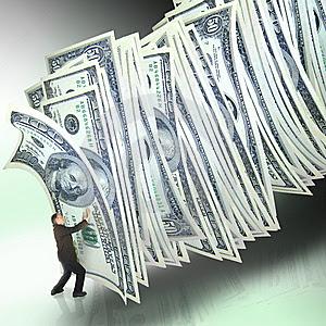 dinero ricos