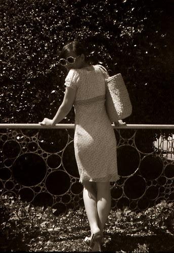 Juliet in the sun by Jay DeFehr