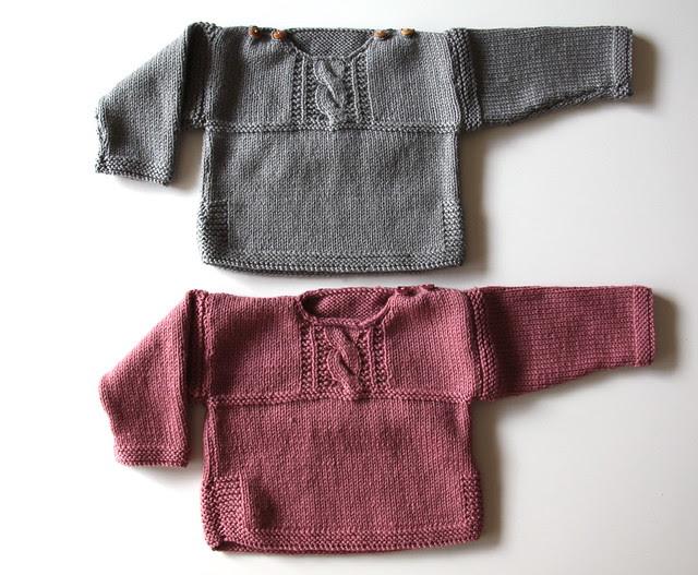 tricots rosas