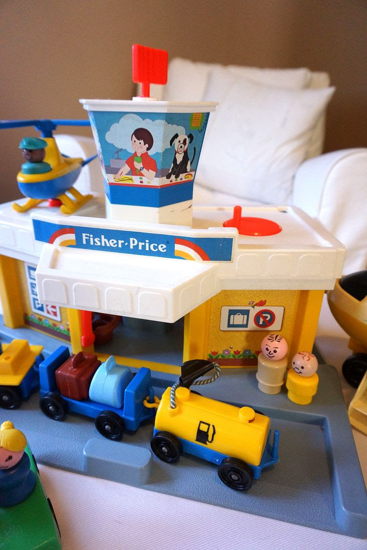 Anne S Odds And Ends Fisher Price Friday Jetport