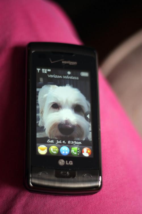 new phone take 2