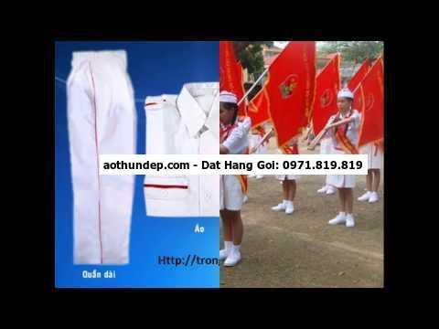 bán quần áo nghi thức đội