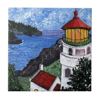Heceta Head Lighthouse Tiles