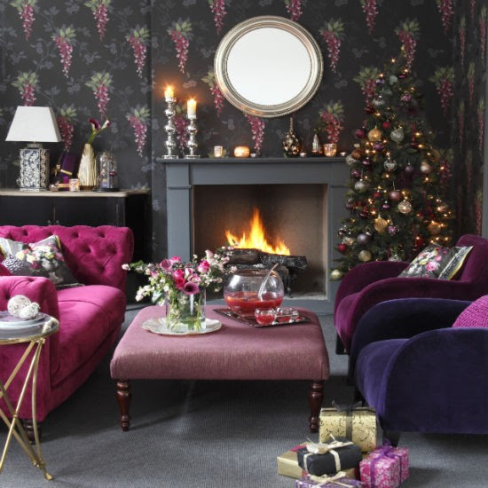 Home Decoration: How to Make a Christmas Living Room  Pretty Designs