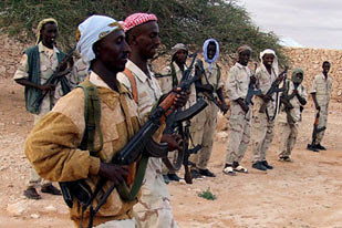 National resistance fighters of al-Shabaab have forced the US-backed occupation troops of Ethiopia, Uganda and Burundi to retreat. by Pan-African News Wire File Photos