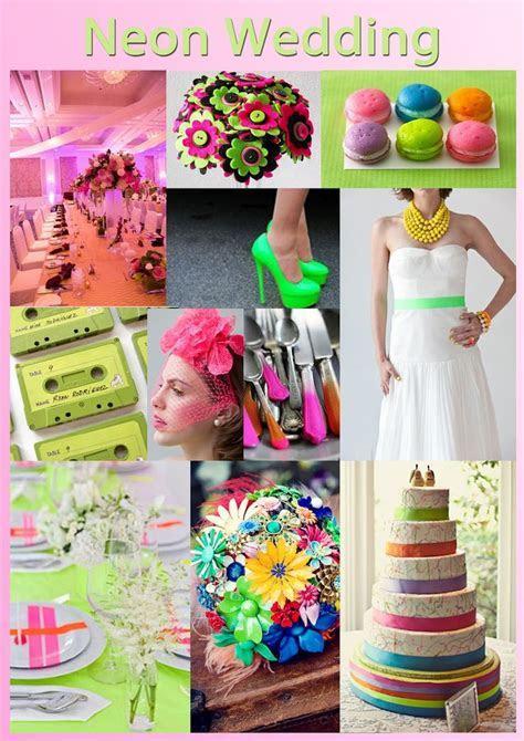 Best 25  Neon wedding themes ideas on Pinterest   Wedding