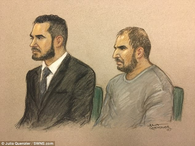 Vincent Tappu aurait aidé Mujahid Arshid (à droite) à enlever les deux femmes le 19 juillet
