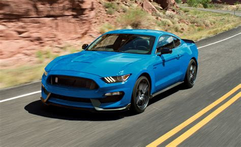 news ford mustang shelby gt unchanged
