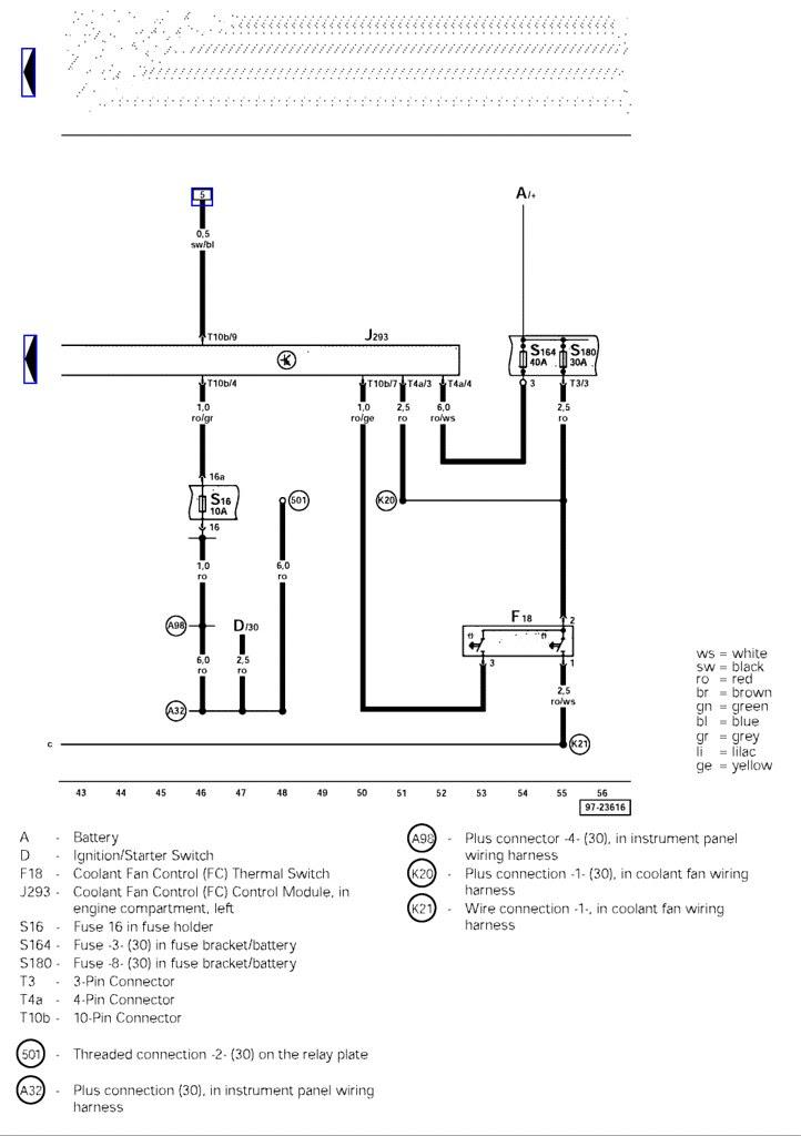 2005 Vw Pat Wiring Diagram