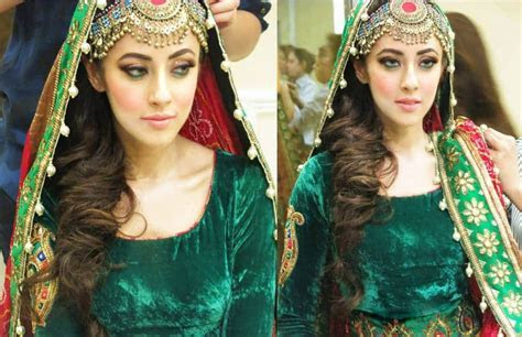 Annie Jaffery Wedding Pictures !   Reviewit.pk