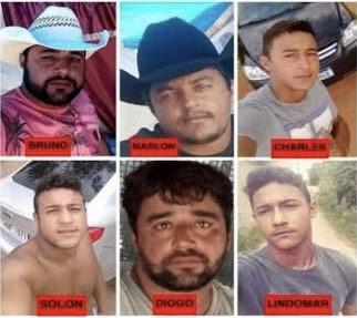 Oito ciganos envolvidos na morte de policiais morreram; dois seguem foragidos