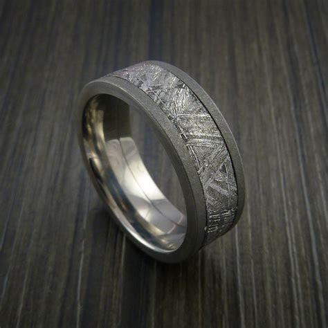 17 Best ideas about Titanium Wedding Bands on Pinterest