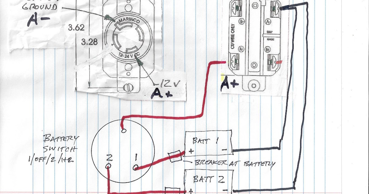 28 12 Volt Trolling Motor Wiring Diagram