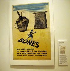 bones ministry of food iwm london