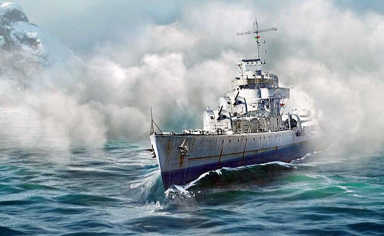 Drecomisaooのブログ シムス級駆逐艦イラスト