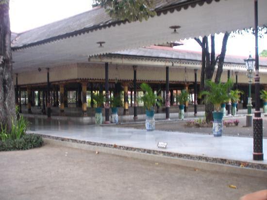 Kraton (Keraton): Walkway