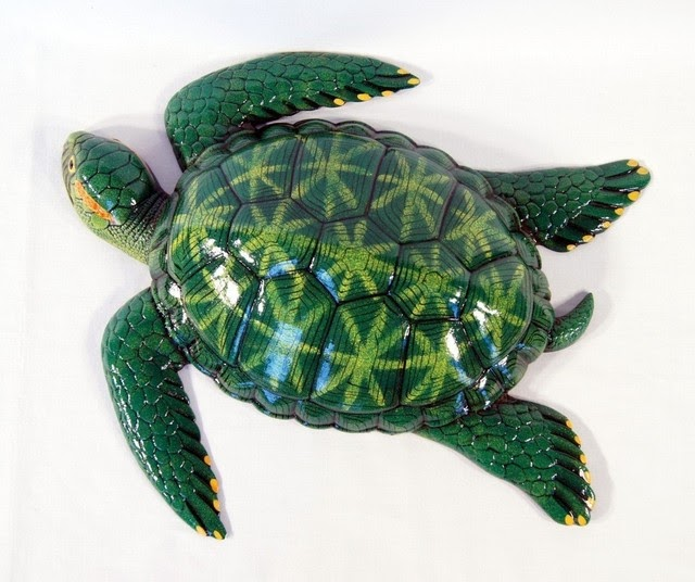 Wall decor turtles home decoration club for Turtle decorations for home