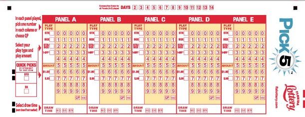 Quick Pick Lotto - Hott Stage