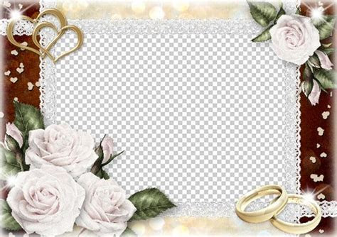 Wedding Photo Frame Png   www.pixshark.com   Images