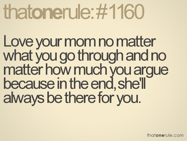 Quotes About Loving Your Mom Archidev