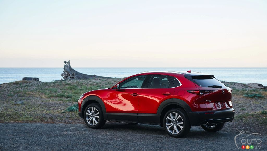 2021 Mazda CX-30: Details and pricing  Car News  Auto123