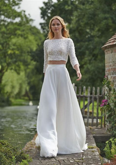 17 Best ideas about Stephanie Allin Wedding Gowns on