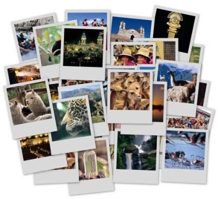 imagenes del Peru en collage