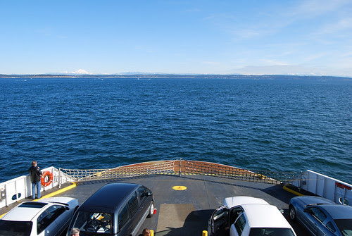 SR 20 crossing Admiralty Inlet