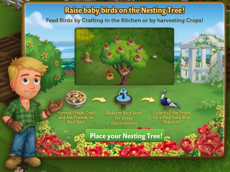 Nesting Tree MOTD