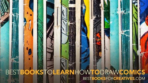 Best Books To Learn Drawing Comics