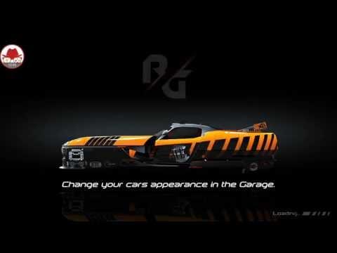 Rival Gears Android Yarış Oyunu / Racing Game